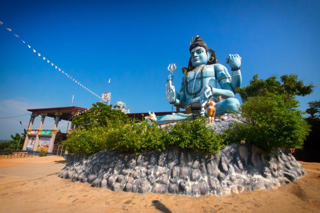 Cosas para hacer en el templo de Trincomalee-Sri-Lanka-koneswaram