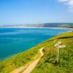 Los mejores senderos de larga distancia de Gran Bretaña en la costa suroeste.