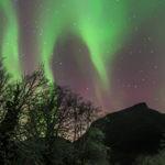 Cómo fotografiar la aurora boreal