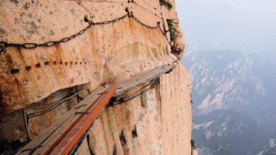 Photo of No mires hacia abajo: las caminatas más peligrosas del mundo
