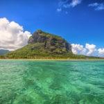 senderismo en Mauricio le morne