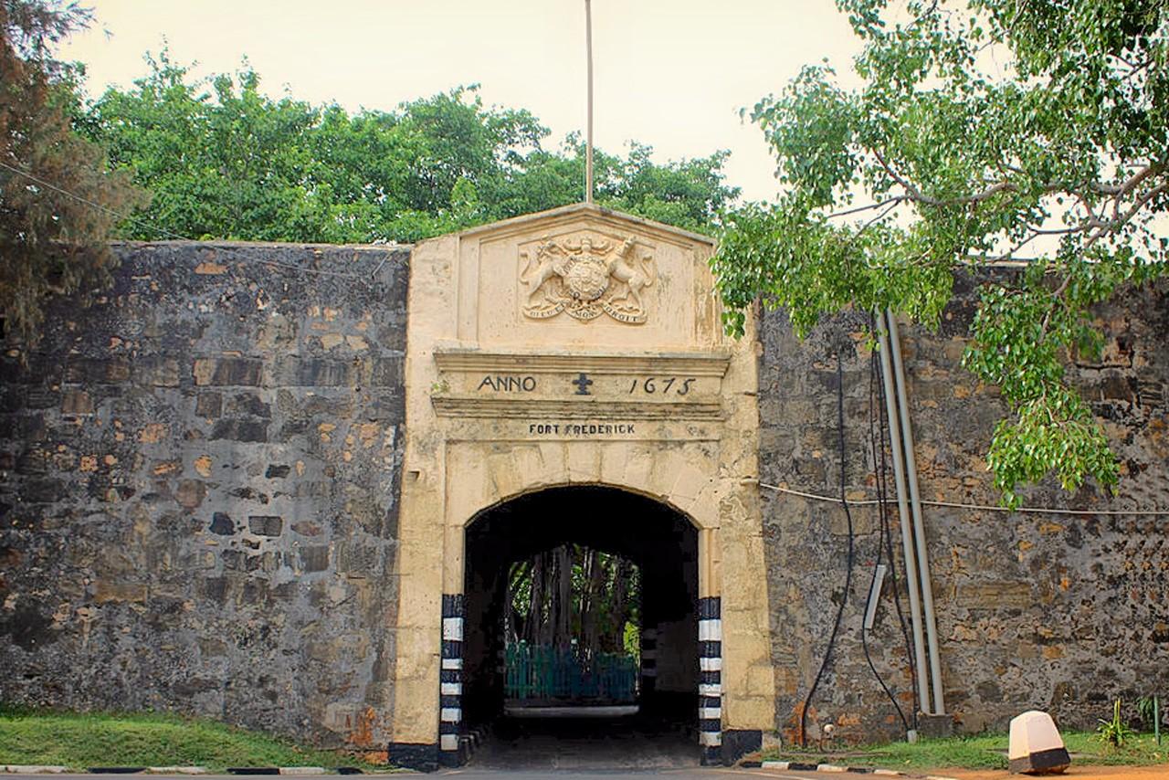 Cosas para hacer en Trincomalee-Sri-Lanka-fort-frederick