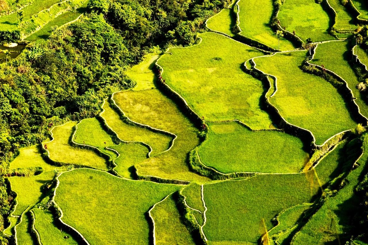 paisajes afectados por el cambio climático - filipinas