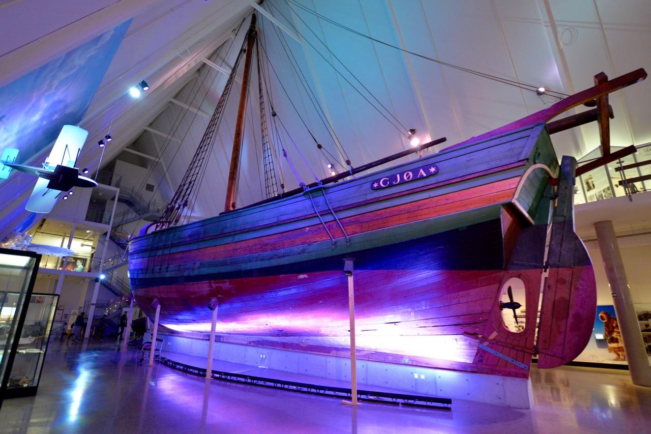 fram-museum-in-oslo-gjoa-hull