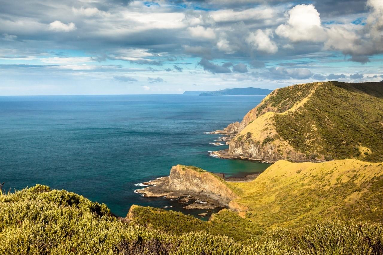 senderos de larga distancia en Nueva Zelanda
