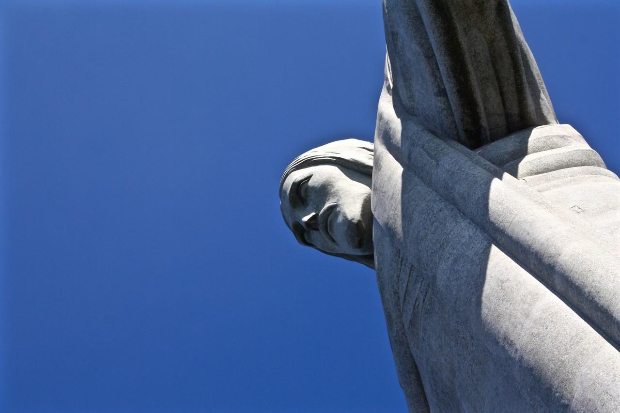 cristo el redentor podría ser una mejor experiencia con las gorras de turismo