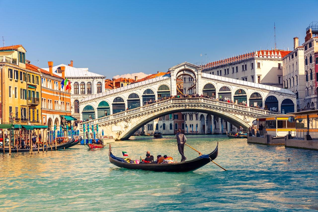 Los residentes de Venecia quieren límites de turismo