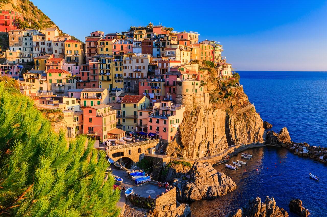 Cinque Terre tiene tapas de turismo