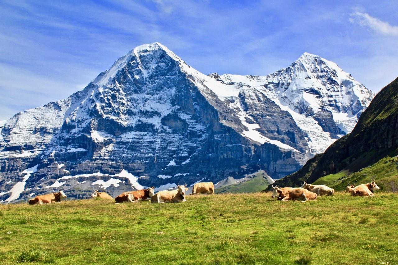 mejor-países-para-caminar-switzerland-eiger