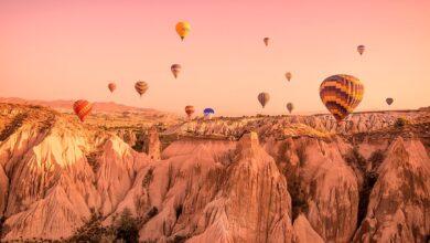 Photo of Paseo en globo por la Capadocia: un vuelo de cuento de hadas