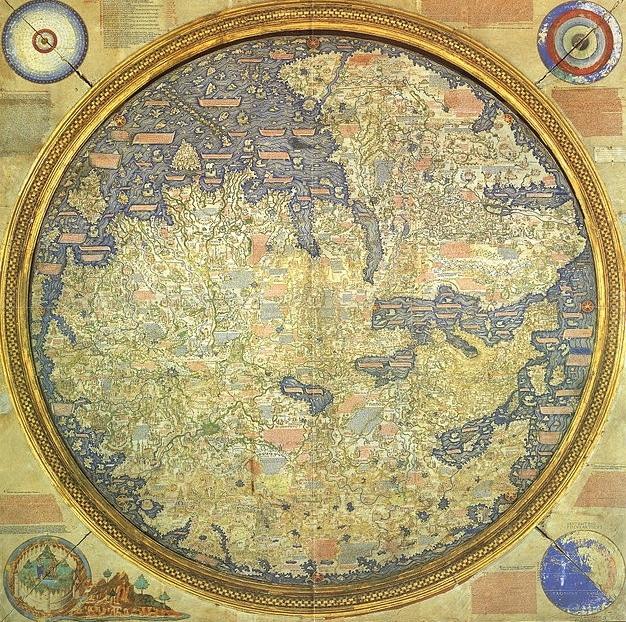 mapas que cambiaron nuestra visión del mundo-Fra_Mauro
