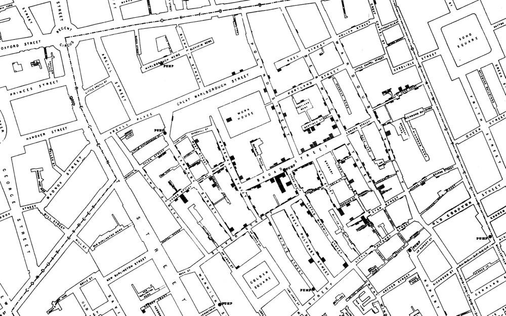 mapas que cambiaron nuestra visión del mundo-cólera