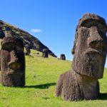 Los moai de la isla de Pascua atraen a decenas de miles de visitantes