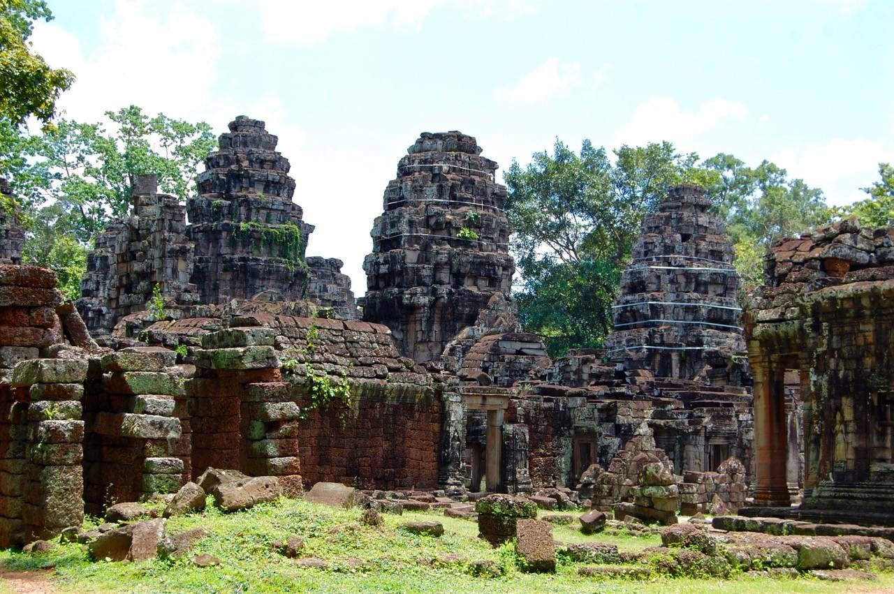 El mejor momento para visitar Angkor Wat: nadie alrededor