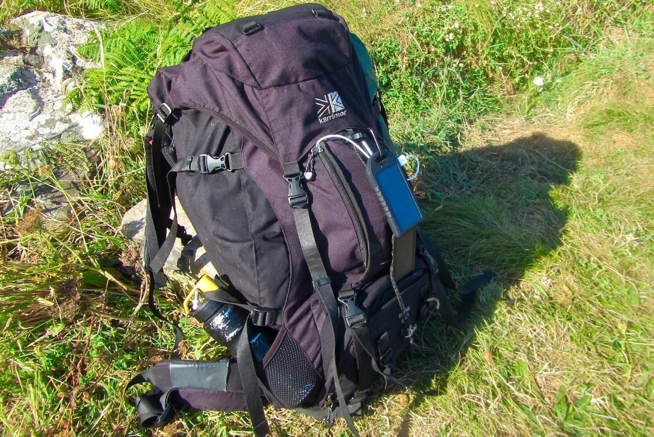 cómo cargar tus aparatos en el bosque 2