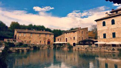 Photo of El hotel Bagno Vignoni de sus sueños: Adler Thermae Toscana