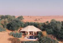 Registro de entrada en Al Maha Desert Resort & Spa