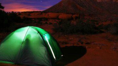Photo of El equipo de camping y de senderismo más vendido