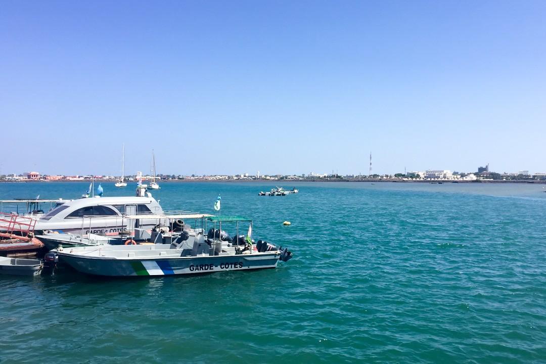 El Golfo de Tadjoura es excelente para el buceo en Djibouti