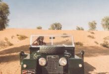 Un safari por el desierto en Dubai con Platinum Heritage Safaris