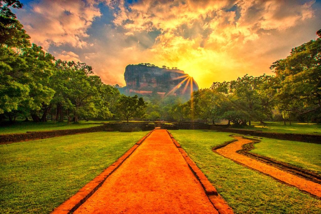 Fortaleza de la Roca de Sigiriya