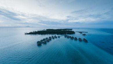 Photo of Olvídese de Bora Bora, este es el resort más lujoso de Tahití