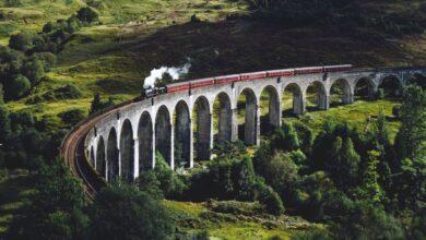 Photo of Los viajes en tren más pintorescos de Europa