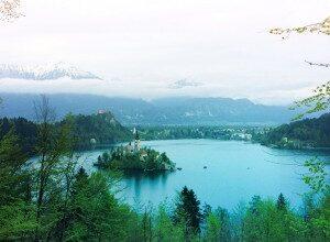 Photo of Este puede ser el lago más romántico del mundo: el lago Bled, Eslovenia