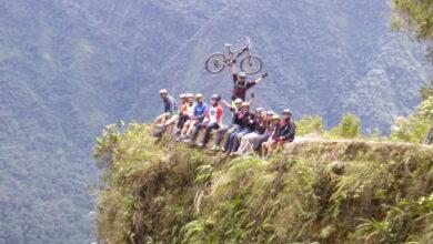 Photo of Andar en bicicleta por el Camino de la Muerte en Bolivia (y vivir para contarlo)