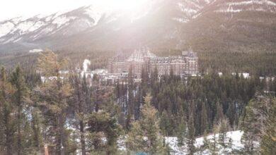 Photo of Una guía para visitar el Parque Nacional Banff en invierno