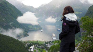 Photo of Hacia los fiordos noruegos: explorando Geiranger
