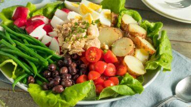Photo of Receta de Julia Child para Salade Niçoise