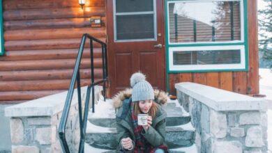Photo of Una guía para visitar el Parque Nacional Jasper en invierno