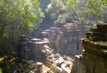 """Beng Mealea: las """"otras"""" ruinas de Angkor Wat"""