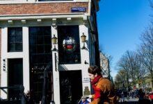 ¡En bicicleta en Amsterdam!