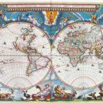 mapas que cambiaron nuestra visión del mundo