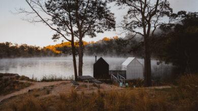 Photo of Cómo visitar la sauna flotante en Derby, Tasmania