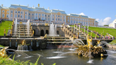 Photo of El Versalles ruso: una guía para visitar Peterhof