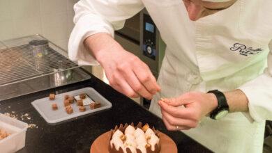 Photo of Aprendiendo pastelería francesa en el Ritz Escoffier