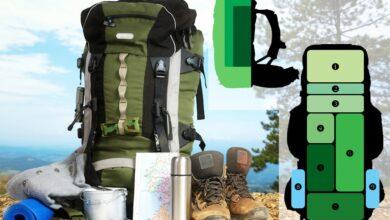 Photo of Cómo empacar una mochila para el senderismo (con diagramas)