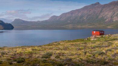 Photo of Caminando por el sendero del Círculo Polar Ártico: un sueño se hace humo