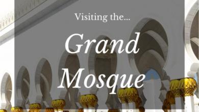 Photo of Una guía rápida para visitar la Gran Mezquita de Abu Dhabi