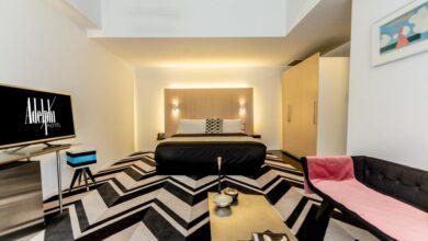 Photo of Registro en un hotel de postres de Melbourne