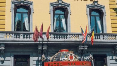 Photo of Registro de entrada: Hotel Des Indes