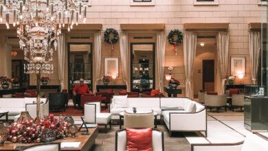 Photo of Registro de entrada: la escapada navideña perfecta en el Palais Hansen Kempinski